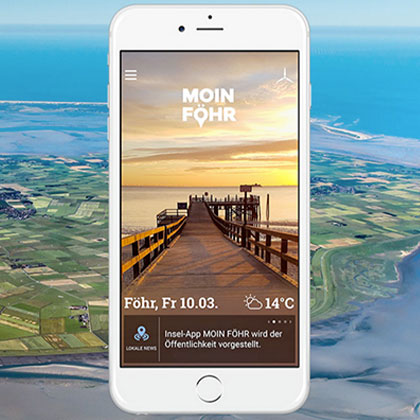 Moin Föhr App