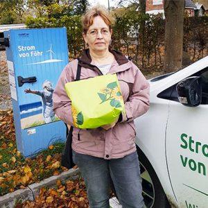 Strom von Föhr engagiert sich mit Gewinnspiel für e-Mobilität
