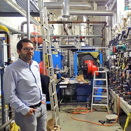 Energetische Optimierung des des Amrumer Badelandes